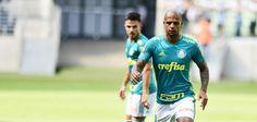 """fique por dentro : Comentaristas elogiam estreia de Felipe Melo: """"Ofe..."""