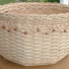Octagonal basket                                                                                                                                                                                 More