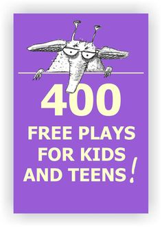 Bookmark this awesome collection of the best free short plays on the internet. Put a link on your teacher page so that kids can find their own plays to perform!