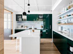 Residential Design shortlist for the 2018 Australian Interior Design Awards. Australian Interior Design, Best Interior Design, Interior Decorating, Decorating Games, Decorating Websites, Interior Design Awards 2018, Vogue Living, The Design Files, Kitchen Design