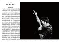 Portraits Bruce Springsteen- The New Yorker.  One of the best articles written about Bruce.
