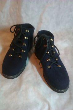 ботинки мужские,войлок
