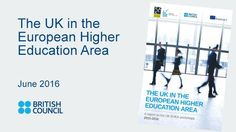 Report: The UK in the European Higher Education Area | British Council