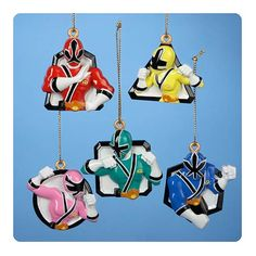 Power Rangers Megazord Blow Mold Ornament | Christmas Fun ...