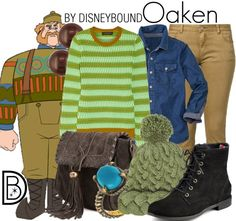 Disney Bound - Oaken