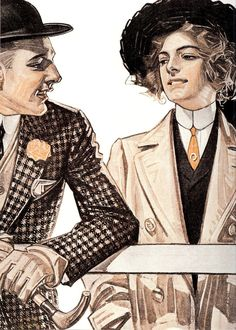 One of the pre-eminent Americanillustratorsof the early 20th century. He is best known for his poster, book and advertising illustrations,...