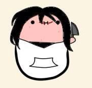 Kawaii potato as Jeff. <<<< JEFF AS KAWAII POTATO