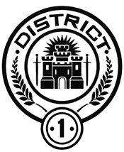 hunger games district 1 - Buscar con Google