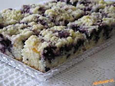 Polish Recipes, Sponge Cake, Cake Batter, Oatmeal, Bakery, Muffin, Food And Drink, Sweets, Breakfast