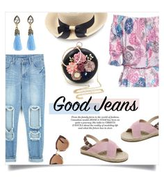 Tear it Up: Distressed Denim by mahafromkailash on Polyvore featuring polyvore fashion style Marni clothing