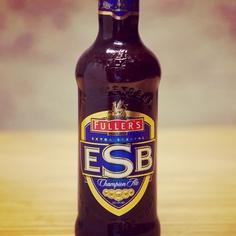 Cerveja do dia: Fuller's ESB (5,9% / Londres - Inglaterra) #cervejadodia #cerveja #beer #beeroftheday