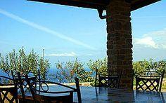 Ferienhaus: Casa delle Api - Meer wohin das Auge reicht von Ihrer Terrasse! - www.cilento-ferien.de