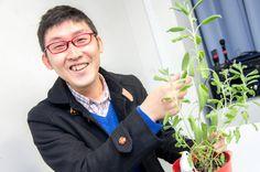 Mr.Takemoto  https://www.facebook.com/herbsdiary