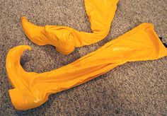 The Monarch Cosplay – Knee High Boots | Venture Bros. Blog |