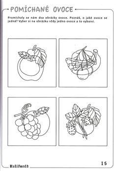 Kindergarten Worksheets, Education, Logos, Fall, Speech Language Therapy, Index Cards, Activities, Apple, Autumn