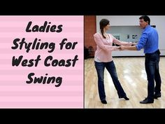 Calling all dancers - are you looking for West Coast Swing styling? This video introduces one basic concept of using angles to create depth for your West Coa. West Coast Swing Dance, Dance Routines, Dance Lessons, Ballroom Dancing, Just Dance, Dance The Night Away, Dance Videos, Swings, Salsa