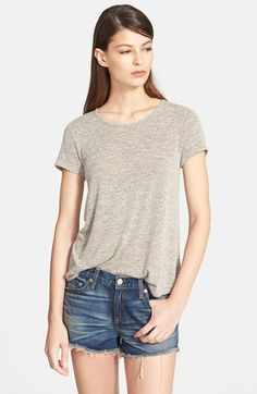 Women's rag & bone/JEAN 'Vista' Tee