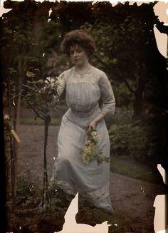 foto, Johannes Hendrikus Antonius Maria Lutz, 1907 - 1916