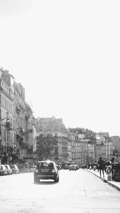 City Street ★ Preppy Original 31 Free HD iPhone 7 & 7 Plus Wallpapers