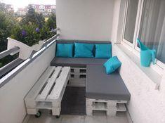 Outdoor Furniture, Outdoor Decor, Diy And Crafts, Sweet Home, House Design, Patio, Garden, Balcony Ideas, Home Decor