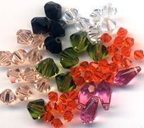 Jewelry Making Supplies: Swarovski Crystal. What is it? Find out more here.