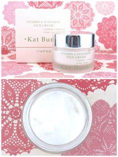 Kat Burki Vitamin C Intensive Face Cream: Review