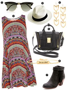 """Your Go-To Guide for the Austin City Limits Music Festival in the """"Louie"""" bootie"""