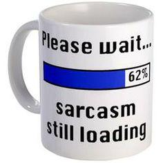 #LOL Please Wait Funny Mug by CafePress $15.00 #pintowingifts