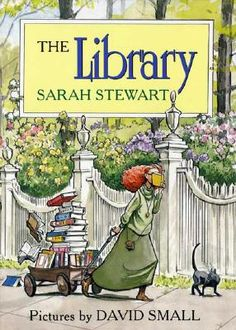 Stewart & Small team up for this wonderful story of true love: a woman and the books she meets.