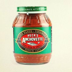 Peck's Achovette Fish Paste