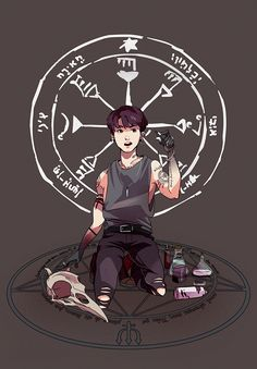 Read Jungkook's Info (Witch AU) from the story BTS Roleplay by -sweettae (☕ 다코타 ☕) with 105 reads. Fantasy Character Design, Character Creation, Character Design Inspiration, Character Concept, Character Art, Witch Characters, Fantasy Characters, Witch Aesthetic, Aesthetic Art