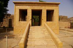 Chapelle Blanche de Sésostris Ier, Karnak. XIIe dynastie.