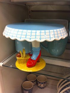 Wizard of oz cake plate at homegoods | by Sweet Shoppe Mom and Simply Sweets