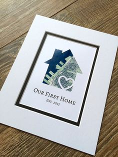 Items similar to Insert Your House Key! Our First Home- Personalized Home Map Matted Gift- New House Housewarming Gift- First Anniversary or Wedding Gift on Etsy Personalized Housewarming Gifts, First Home Gifts, House Map, Client Gifts, Custom Map, Family Gifts, Thoughtful Gifts, Anniversary Gifts, House Warming