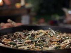 Green Bean Casserole with Homemade Mushroom Gravy