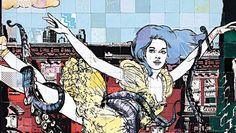 Les Ballets de Faile- Ce Soir! - http://art-nerd.com/newyork/les-ballets-de-faile-ce-soir/