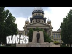 Our 1st Month & Downtown Springfield, Illinois! (Vlog #25) - YouTube