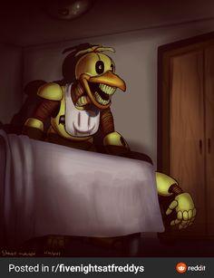 Scary Art, Creepy, Fnaf Jumpscares, Fanart, Freddy 's, Fnaf Characters, Fnaf Drawings, Anime Fnaf, Phobias