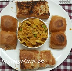 Misal Pav- an easy and filling snack