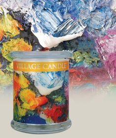Rainbow -Radiance Candle Collection Scented Candles | Village Candle