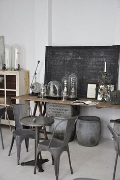 50 Shades of Grey: The New Neutral Foundation for Interiors...Industrial Chic