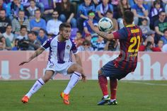 Real Valladolid beats FC Barcelona 10 in La Liga