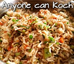 This is one fantastic recipe given by RK sir in his OPOS Chef channel. This recipe is a keeper. RECIPE COURTESY :Mr.Ramakrishnan In a 2 litre pressure cooker , Add 1 cup basmati rice ( no soaking n…