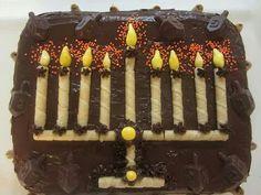 עוגת חנוכה