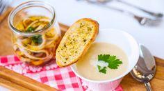 Vorspeise Suppe