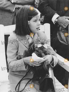 A young Princess Caroline