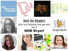 Win a ghd air® hairdryer - The Reluctant Traveller Ghd, Hair Dryer, Lifestyle Blog, Competition, Parenting, Travel, Giveaway, Voyage, Childcare