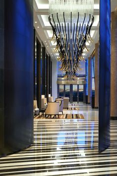 Ritz Carlton Hotel, Almaty, Kazakhstan designed by Peter Silling & Associates