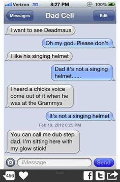 Rave dad