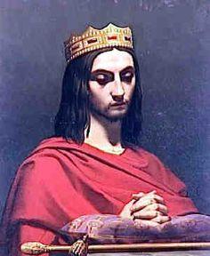 Clovis II King Of NEUSTRIA; 634-665; my 35th great grandfather